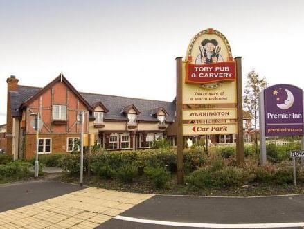 Premier Inn Warrington Central North, Warrington