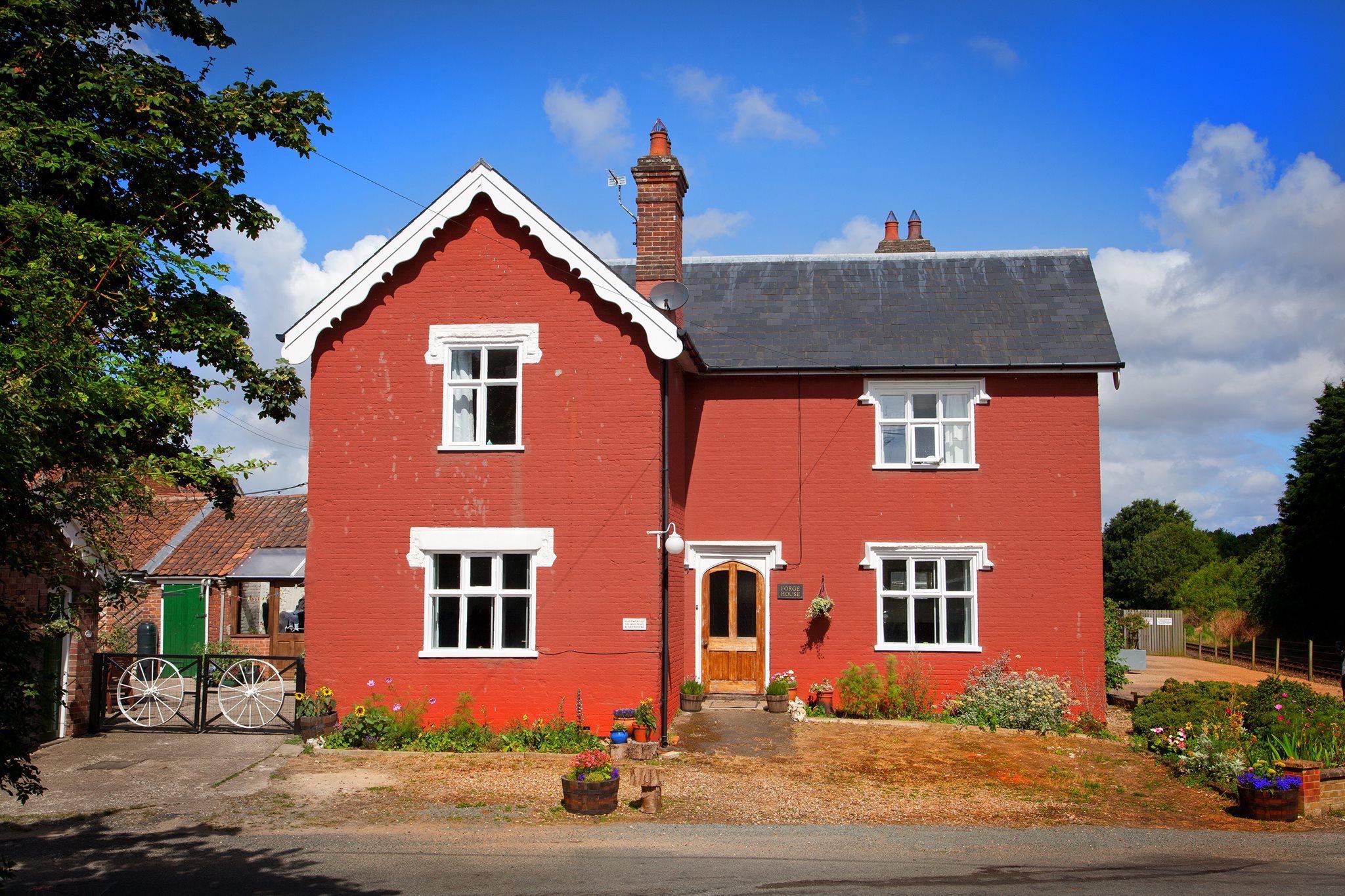 Forge House Yaxham, Norfolk