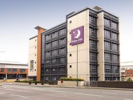 Premier Inn Nottingham Arena London Road