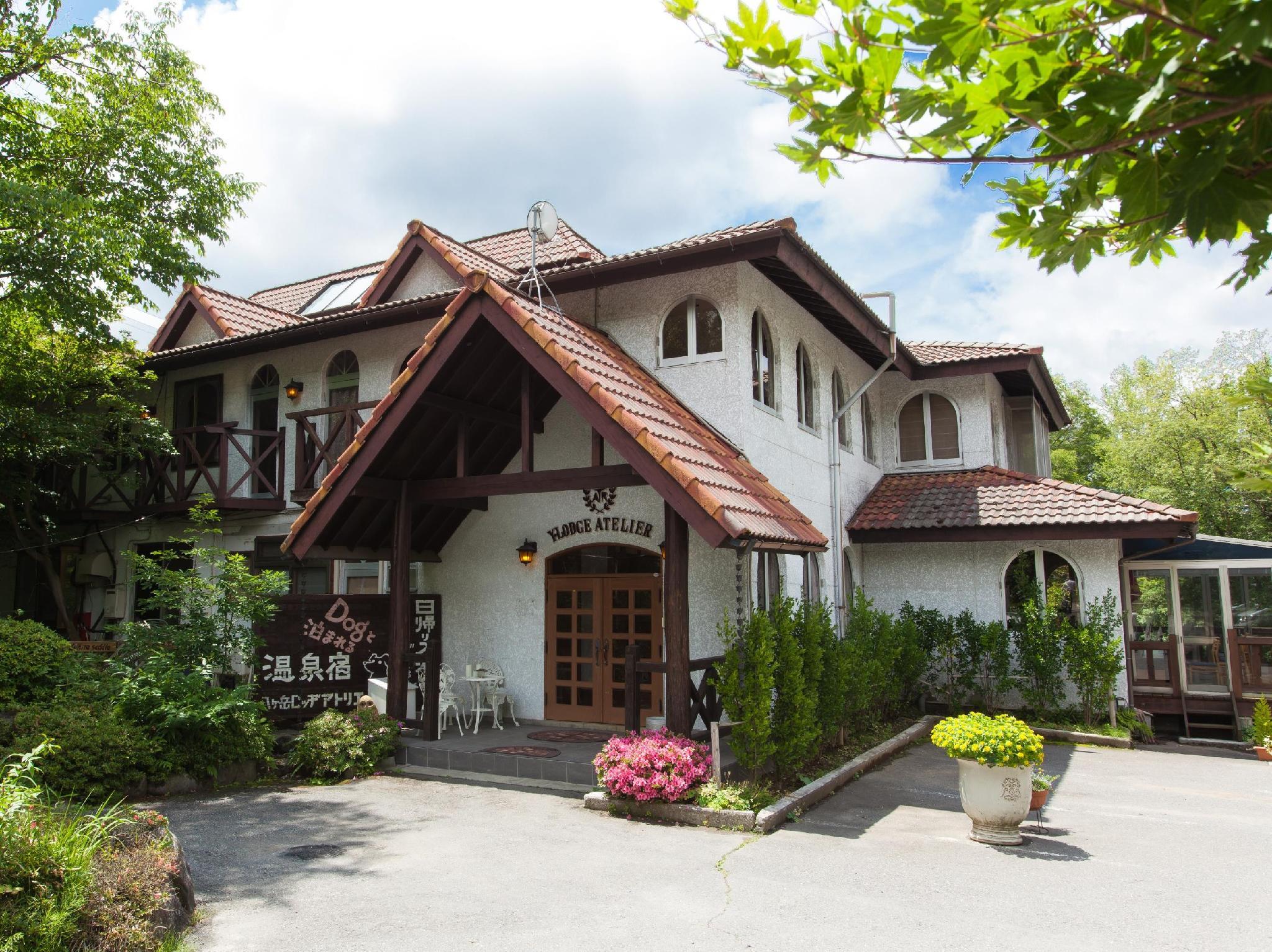 Yatsugatake Lodge Atelier Hotel, Hokuto