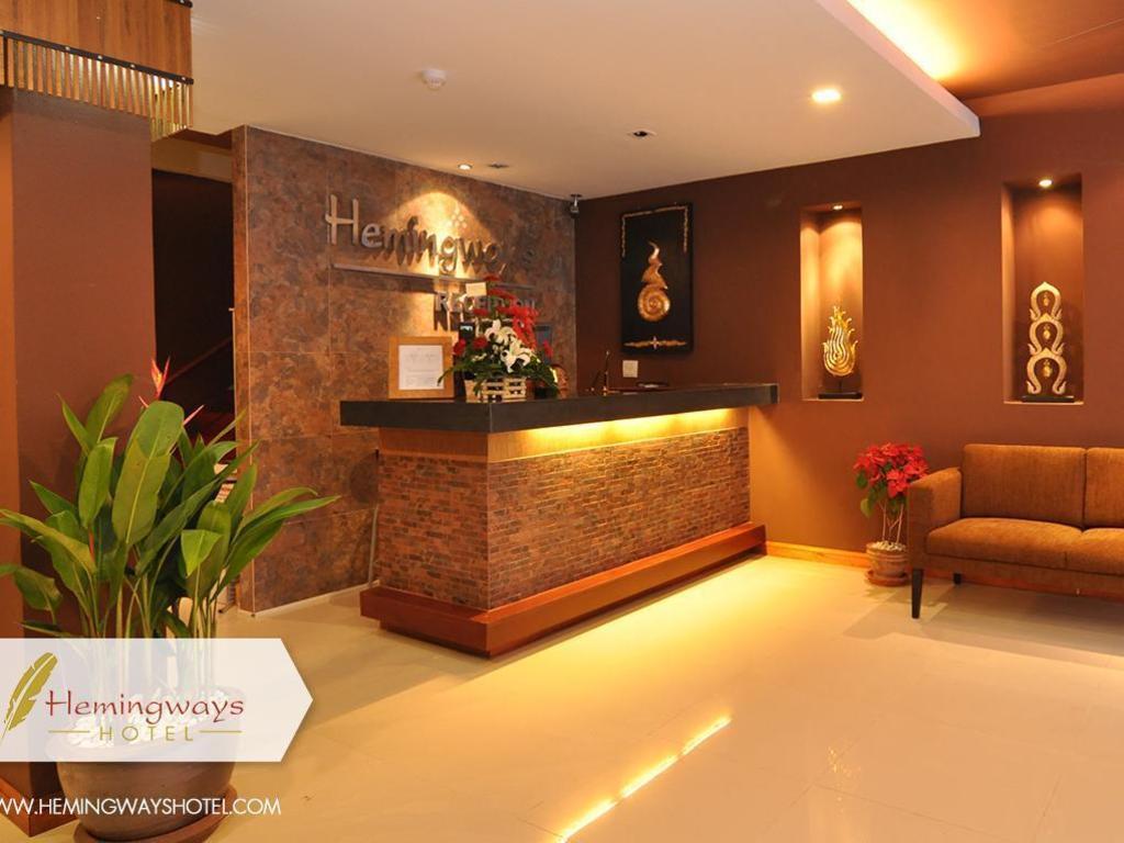 ヘミングウェイズ ホテル5