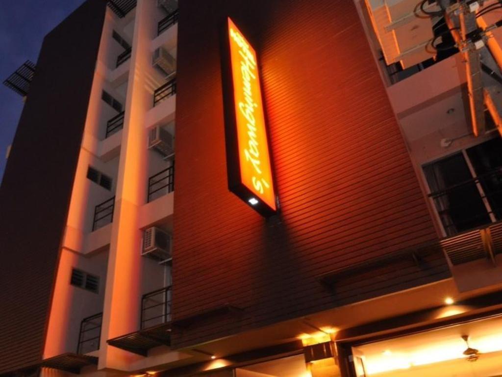 ヘミングウェイズ ホテル8