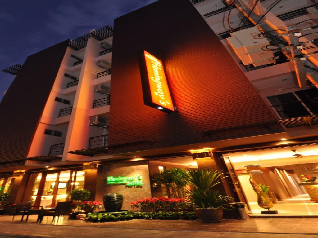 ヘミングウェイズ ホテル3