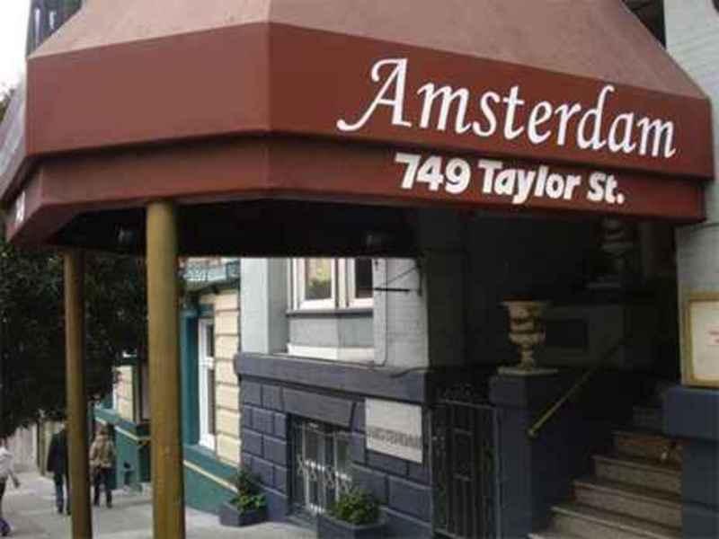 阿姆斯特丹三藩市青年旅館