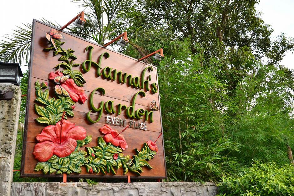 Hannah's Garden Resort and Events Place, Calamba City