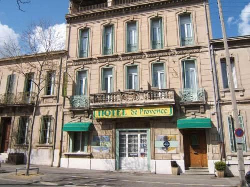 Hôtel de Provence à Salon de Provence