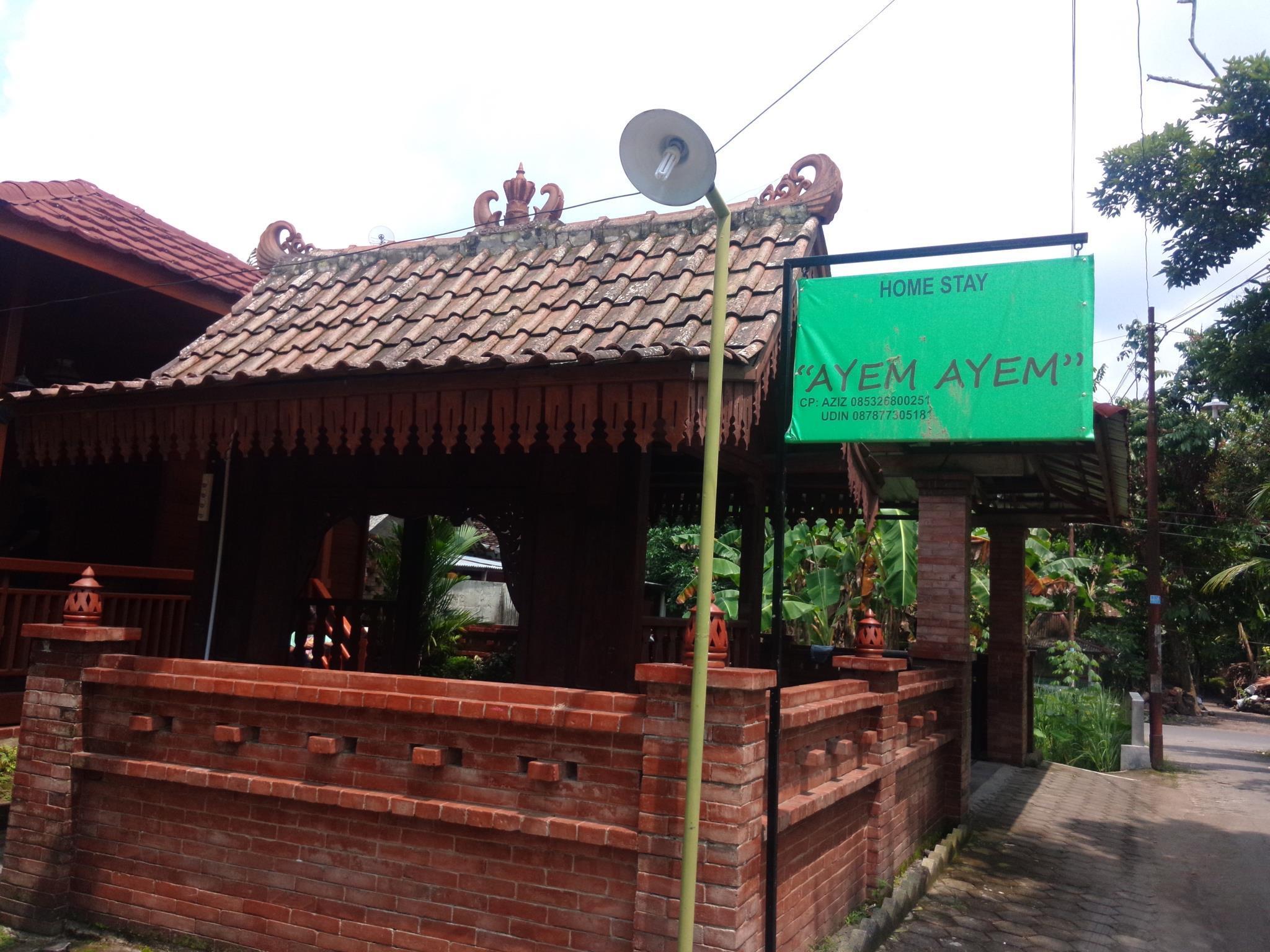 Ayem-Ayem Homestay, Yogyakarta