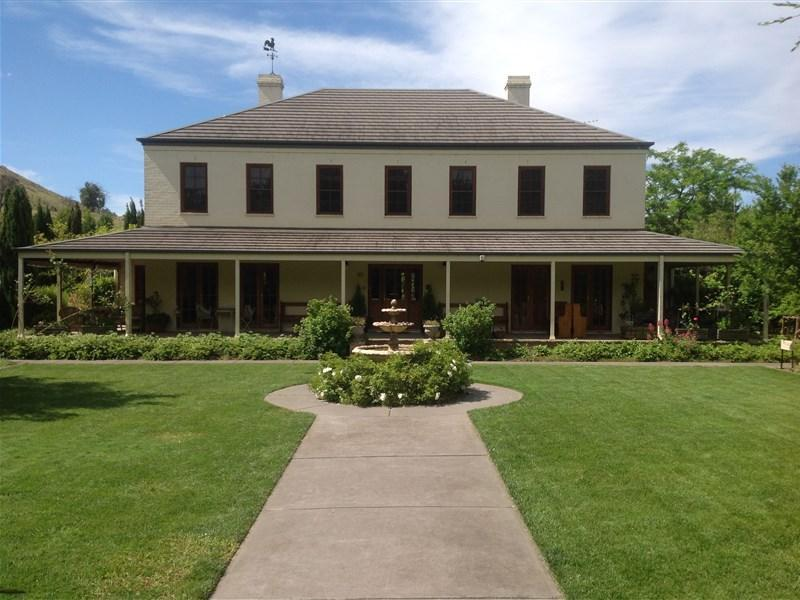 Ginninderry Homestead, Yass Valley