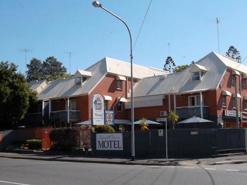 Comfort Inn Spring Hill Terraces, Fortitude Valley