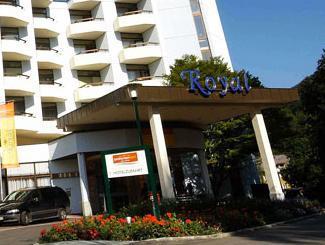 EurothermenResort Bad Ischl Hotel Royal, Gmunden