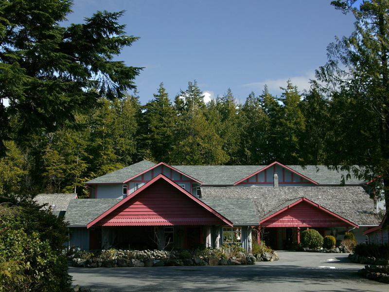 Jamie's Rainforest Inn, Alberni-Clayoquot