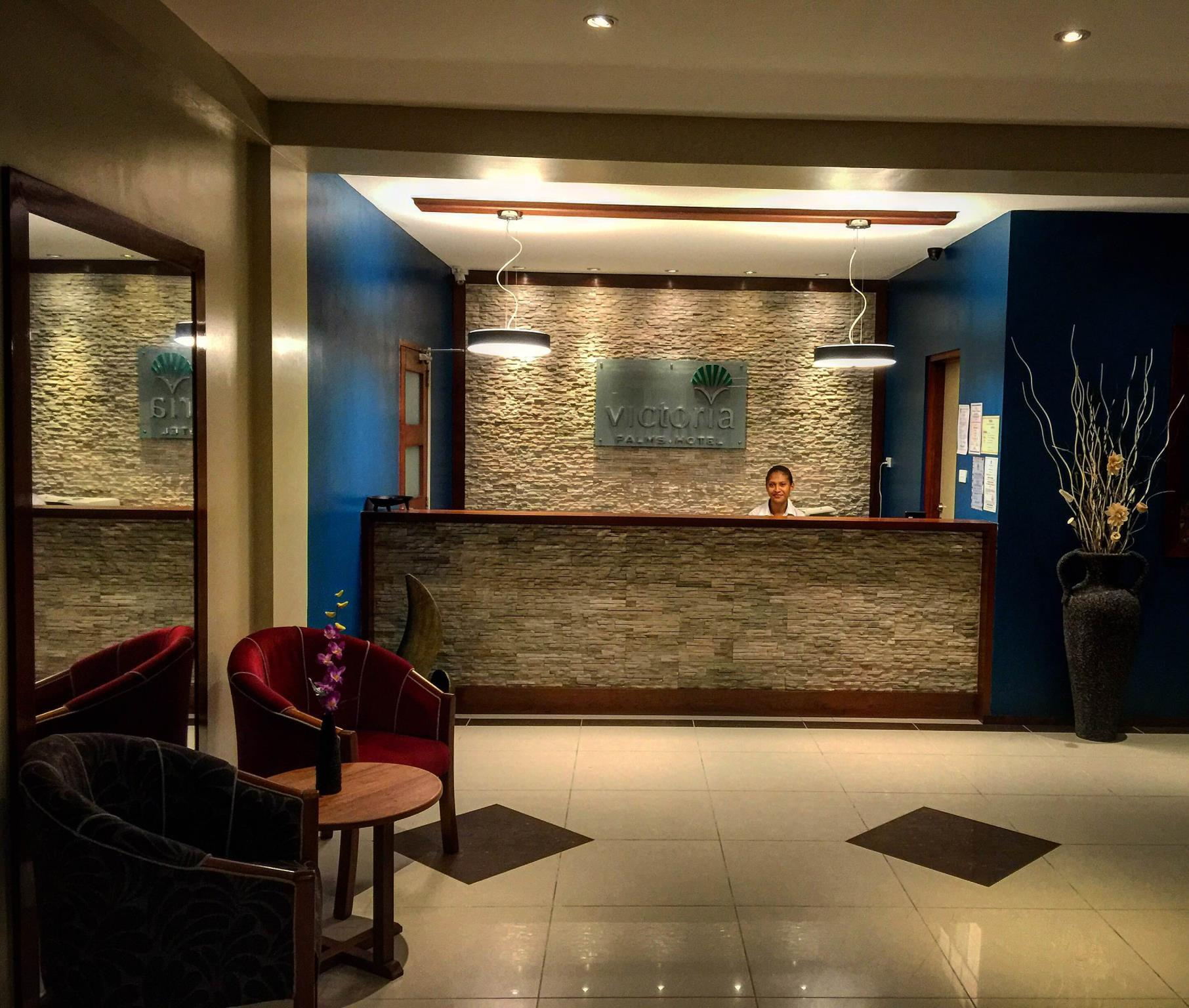 Victoria Palms Hotel, Rewa