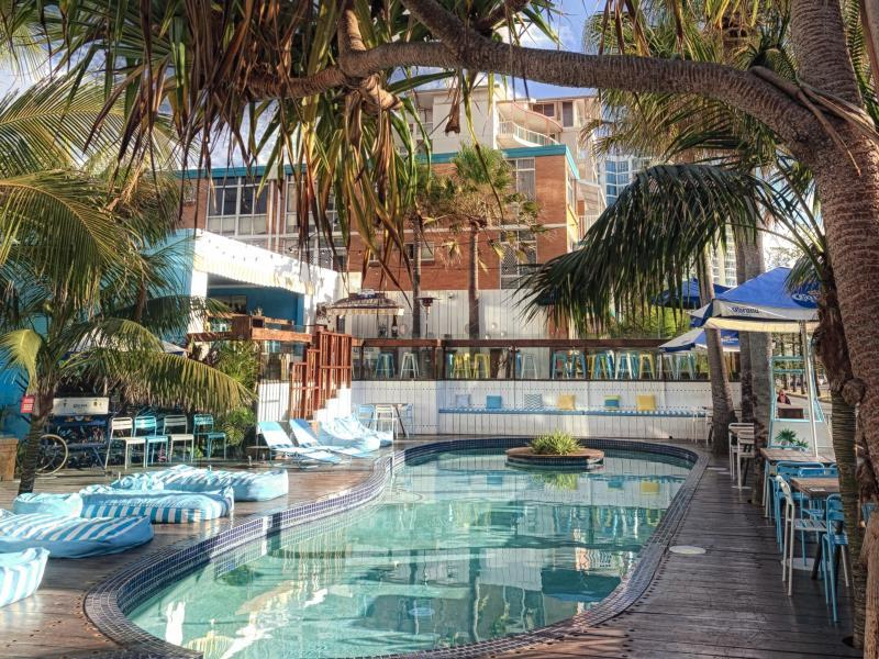 Komune Resort and Beach Club Greenmount Beach, Coolangatta