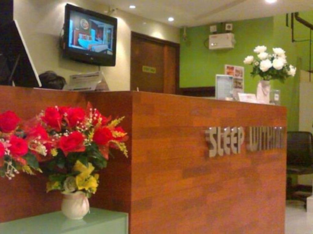 スリープ ウィズイン ホテル12