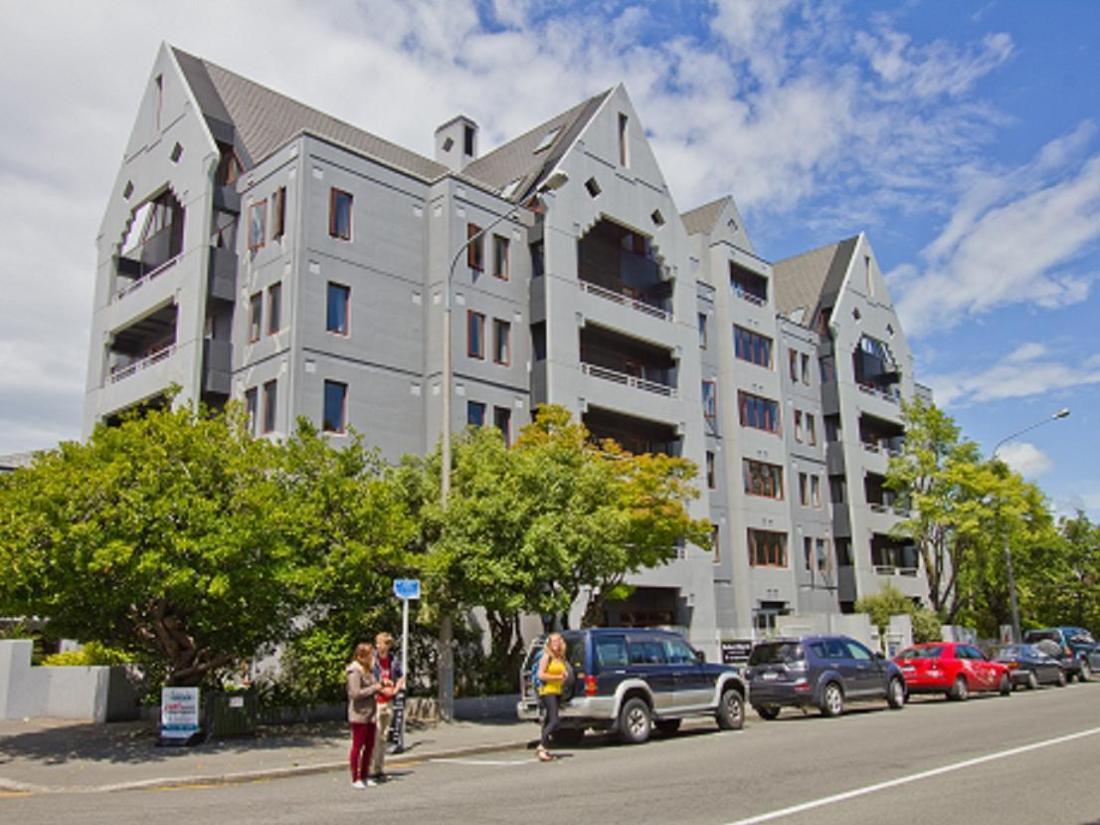 Budget Hotel Near Christchurch Airport