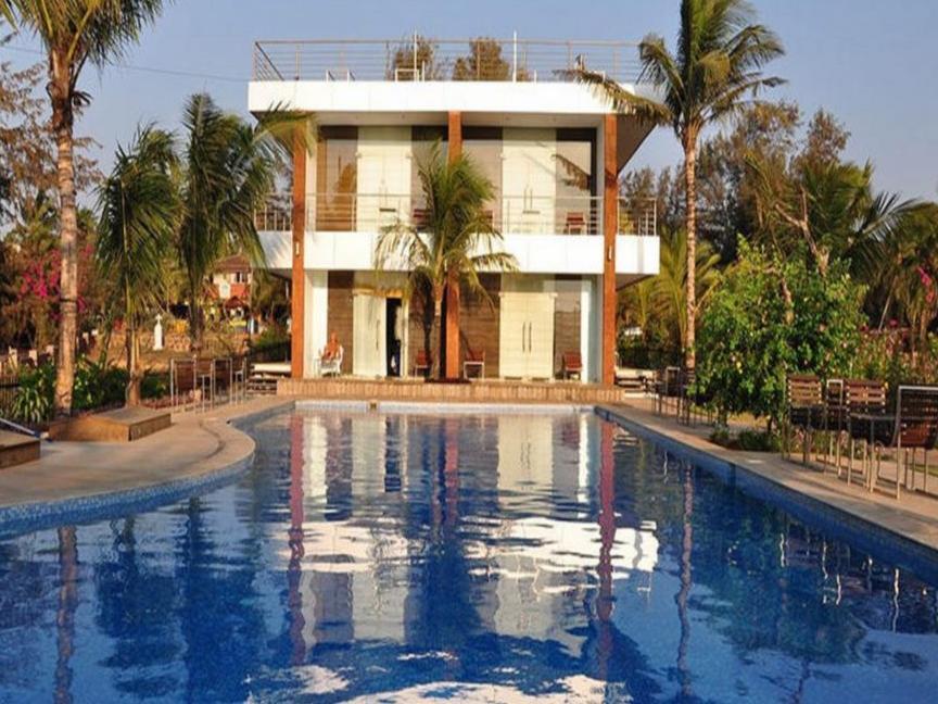360 degree Beach Retreat,Goa