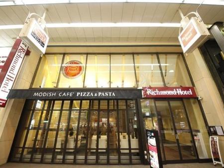 札幌大通里士滿飯店 (Richmond Hotel Sapporo Odori)   日本北海道札幌市中央區照片