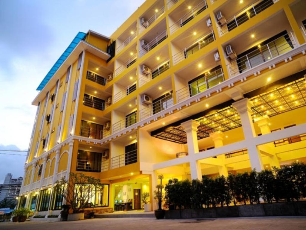 アンシノ ブキット ホテル1
