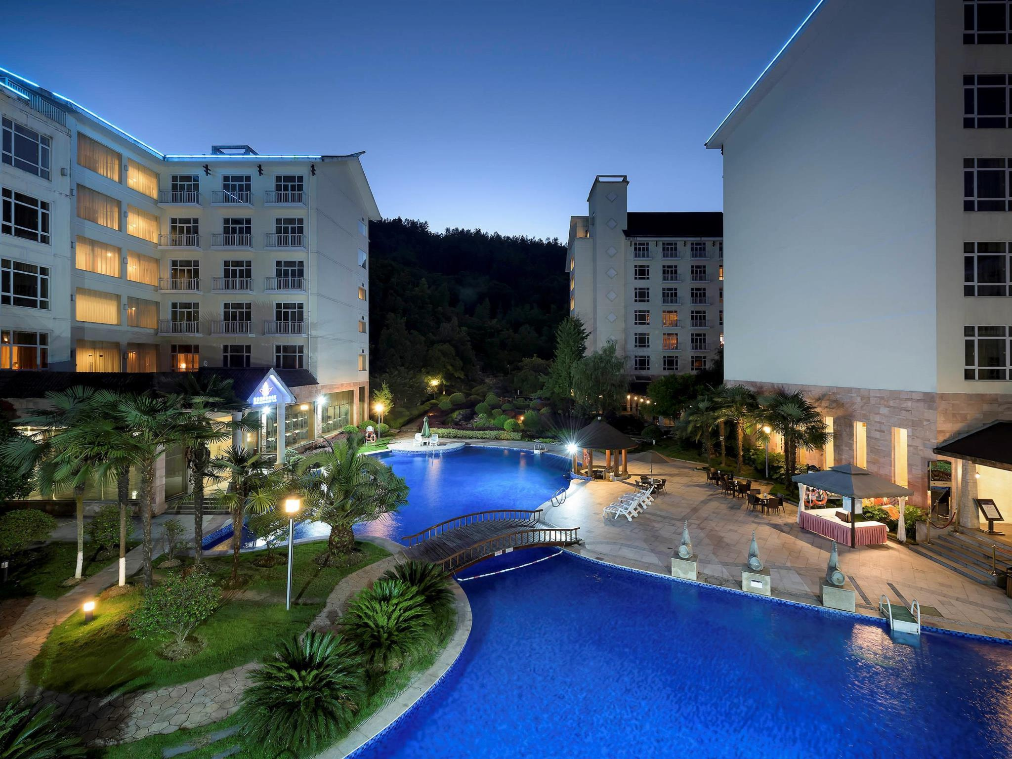 Hotel Pullman Zhangjiajie, Xiangxi Tujia and Miao