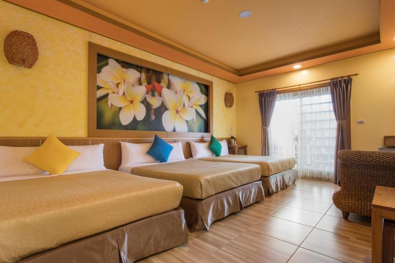 欣欣渡假旅店一館
