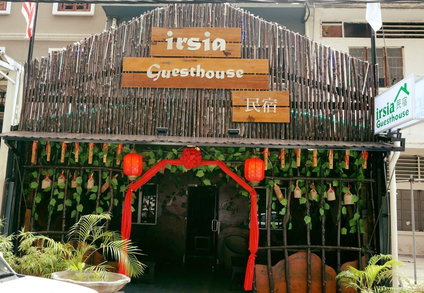Irsia Backpackers Guesthouse, Kuala Lumpur