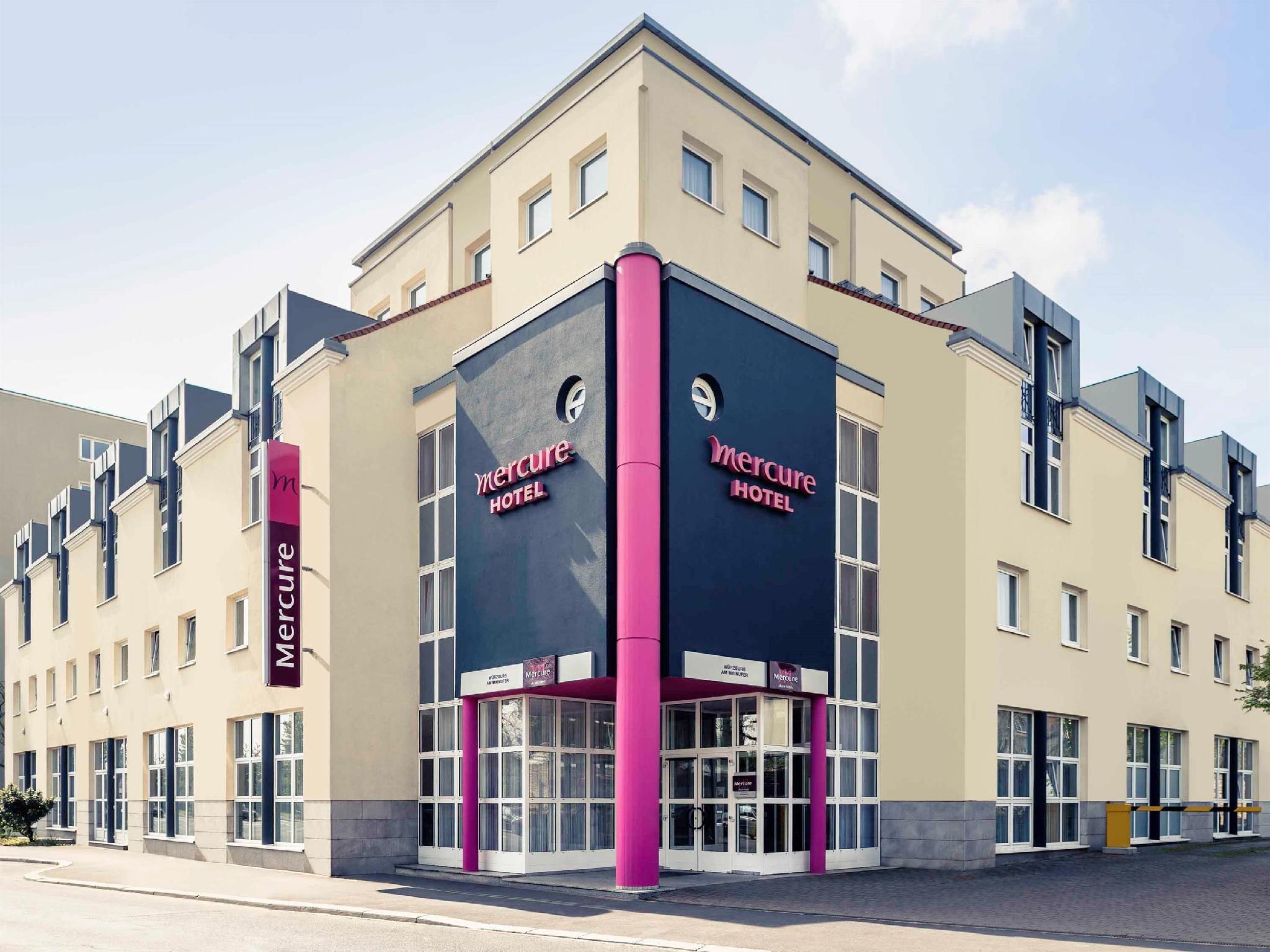 Mercure Hotel Wuerzburg am Mainufer, Würzburg
