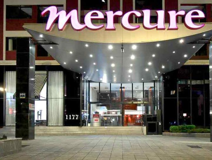 Mercure Curitiba Batel Hotel, Curitiba