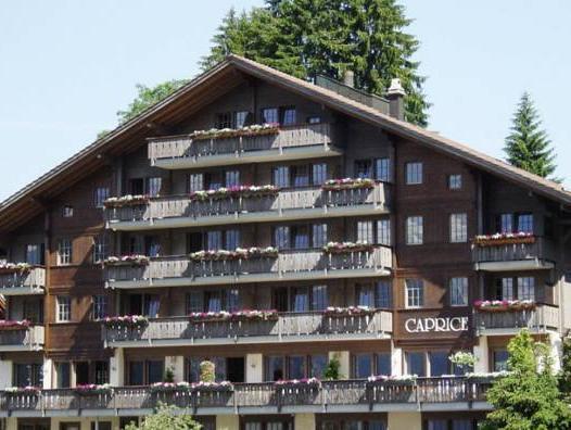 Hotel Maya Caprice, Interlaken