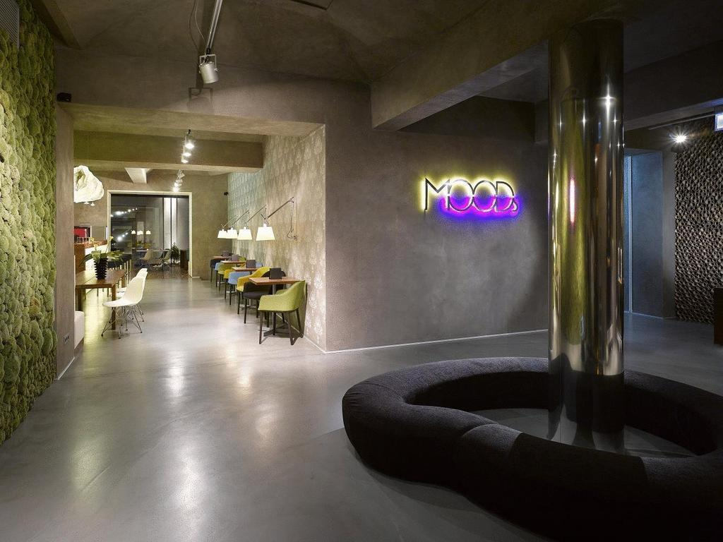 Best price on moods boutique hotel in prague reviews for Hotel boutique prague