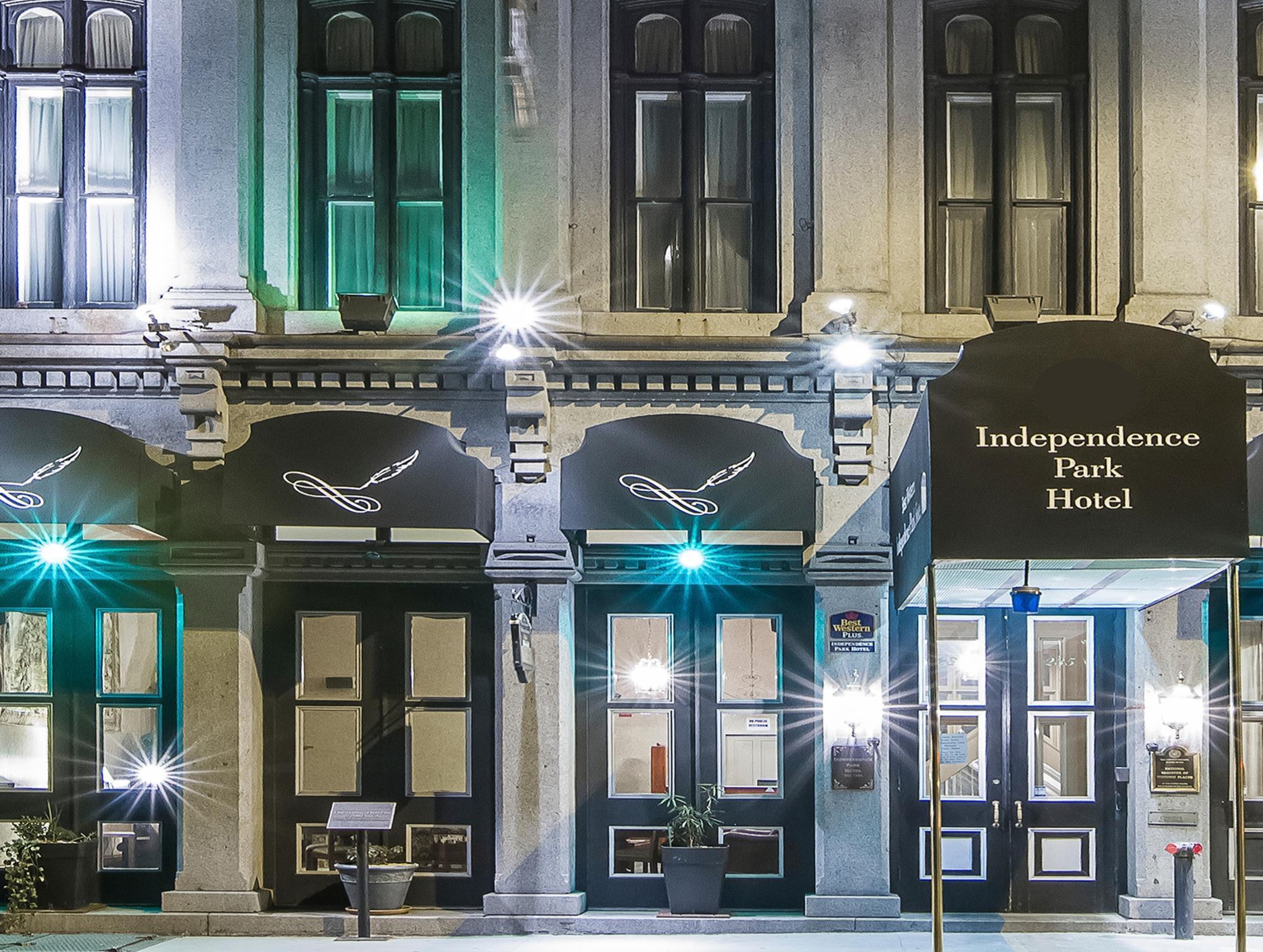 Best Western PLUS Independence Park Hotel, Philadelphia