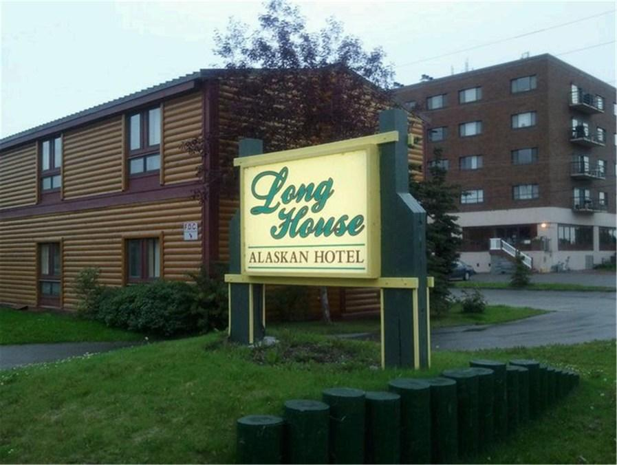 Long House Alaskan Hotel, Anchorage