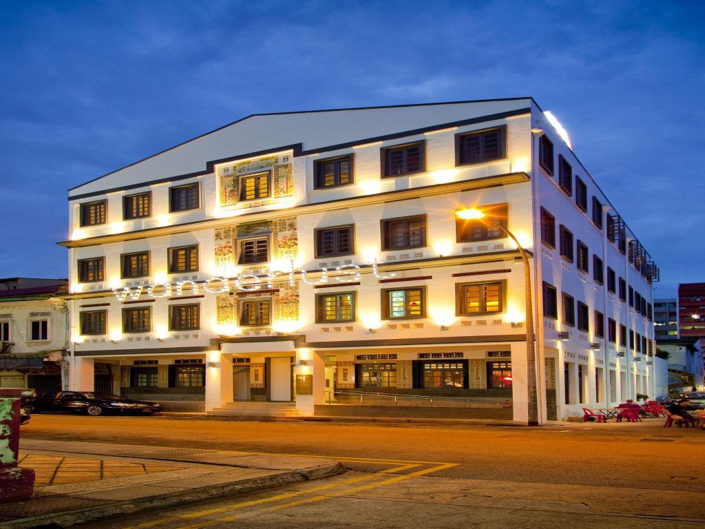 新加坡烏節路購物區附近的酒店推介 | 旅遊教室