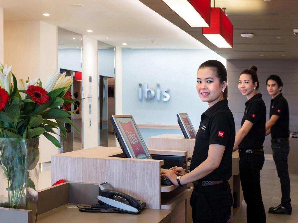 アイビス バンコク サイアム ホテル17