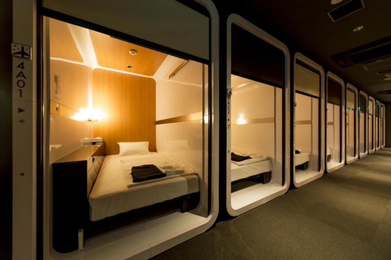 第一膠囊旅館 - 長崎