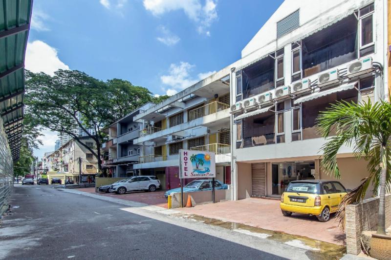 陽光棕櫚飯店