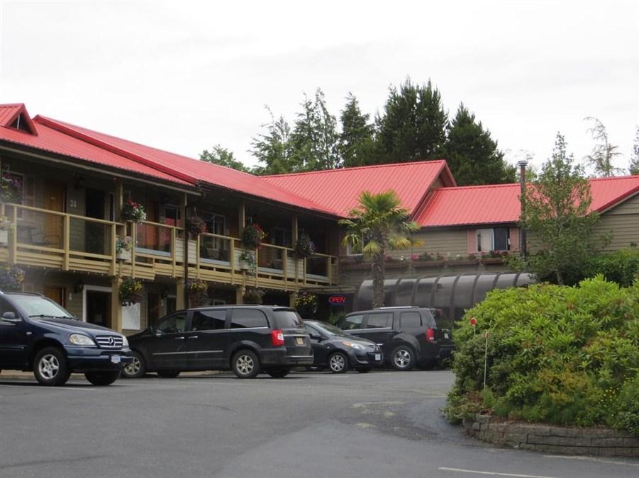 Schooner Motel, Alberni-Clayoquot