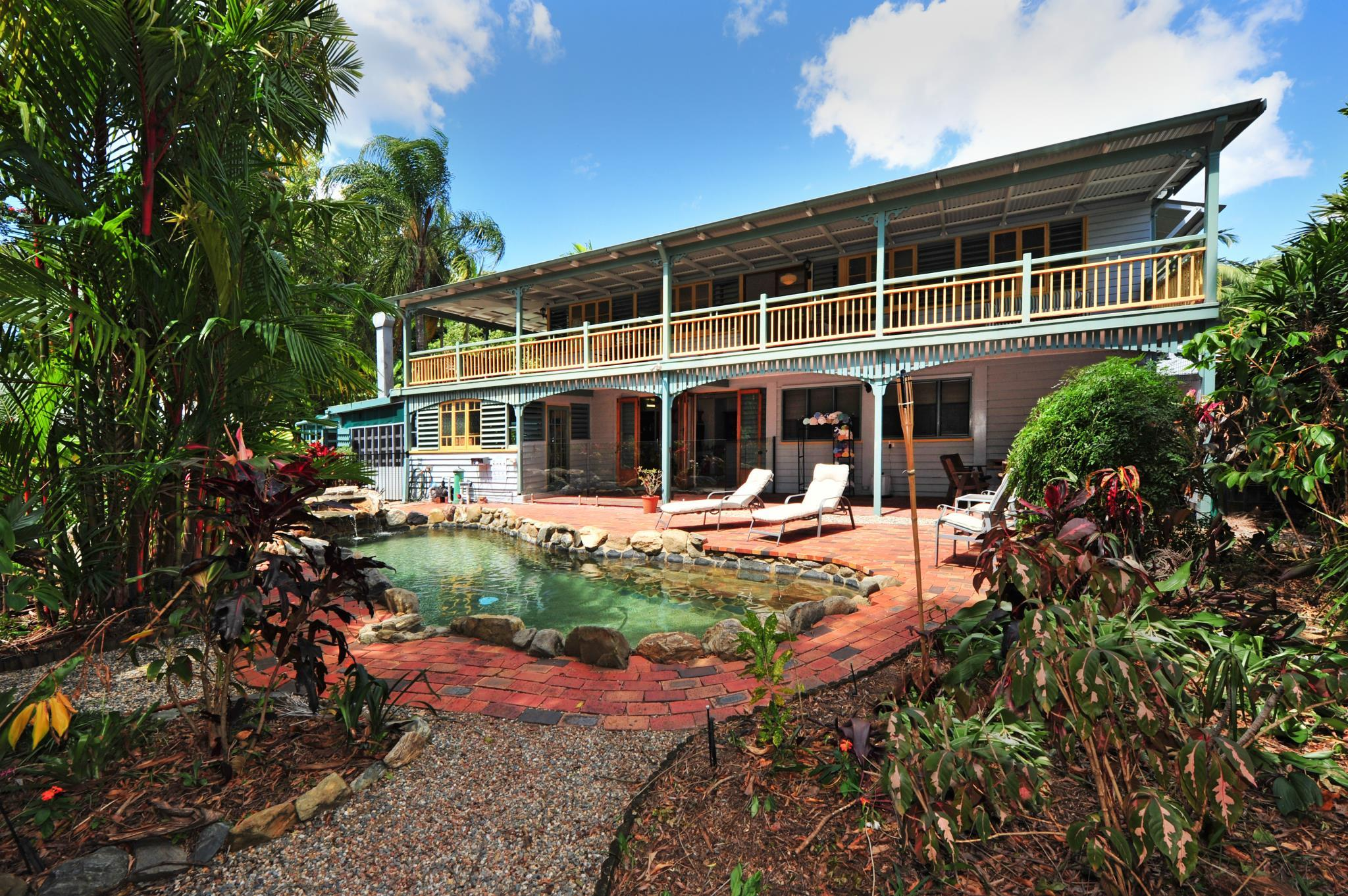 Lilybank Bed & Breakfast, Cairns - Mt Whitfield
