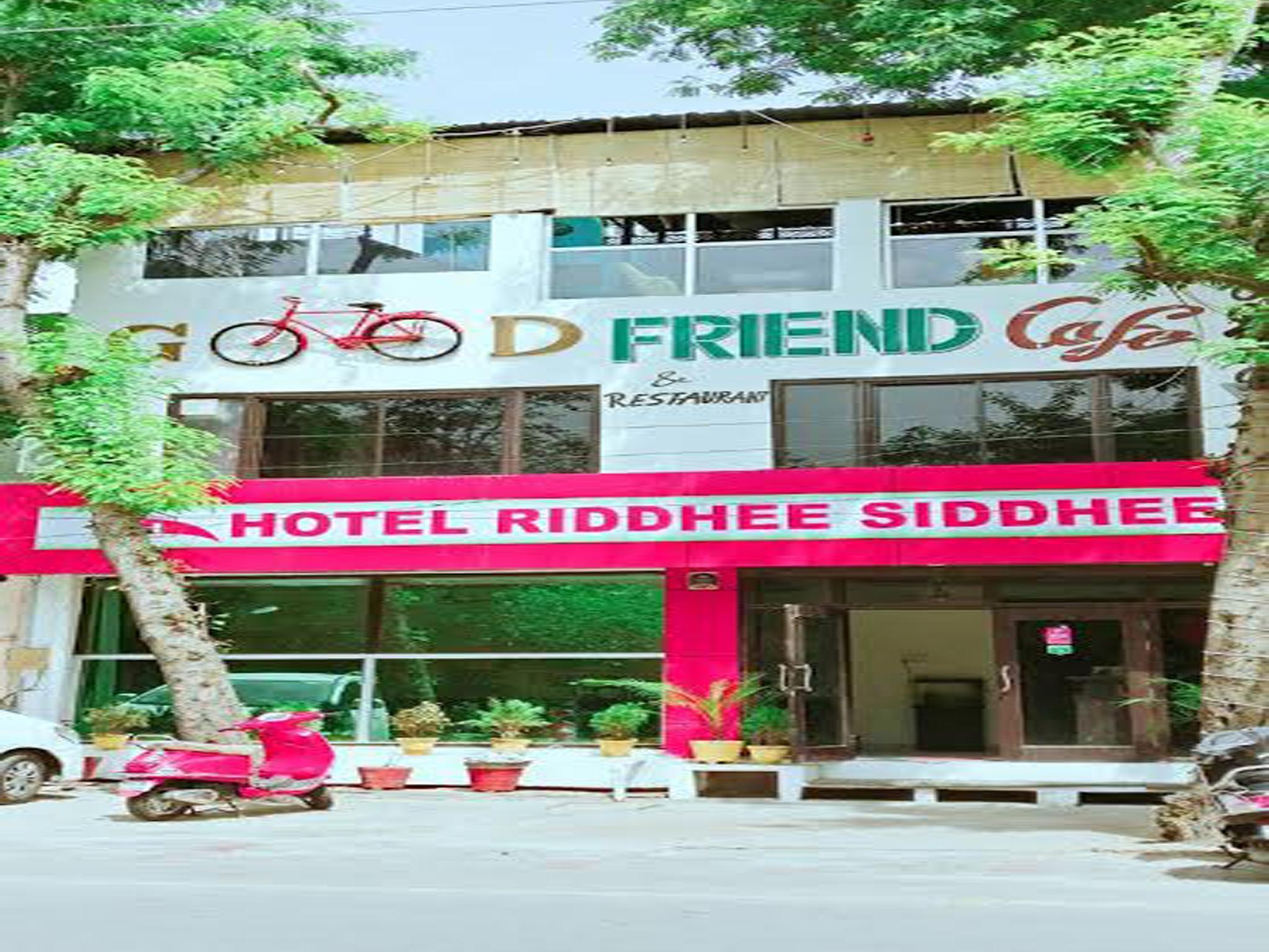 Hotel Riddhee Siddhee, Agra