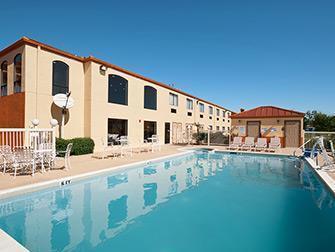 Motel 6 Ennis TX, Ellis