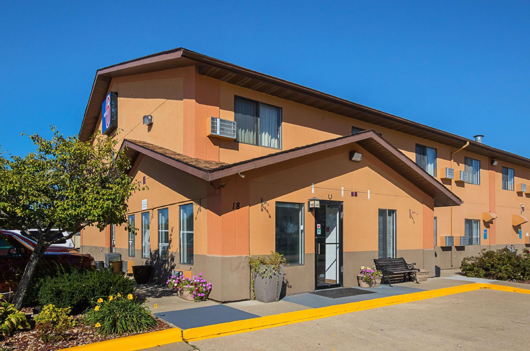 Motel 6 Marshalltown, Marshall