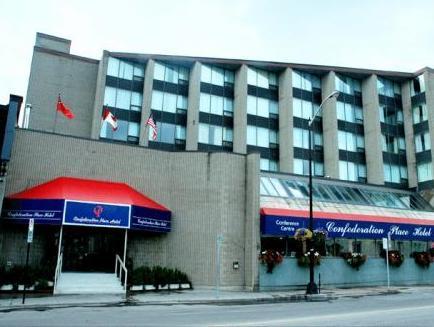 Confederation Place Hotel, Frontenac