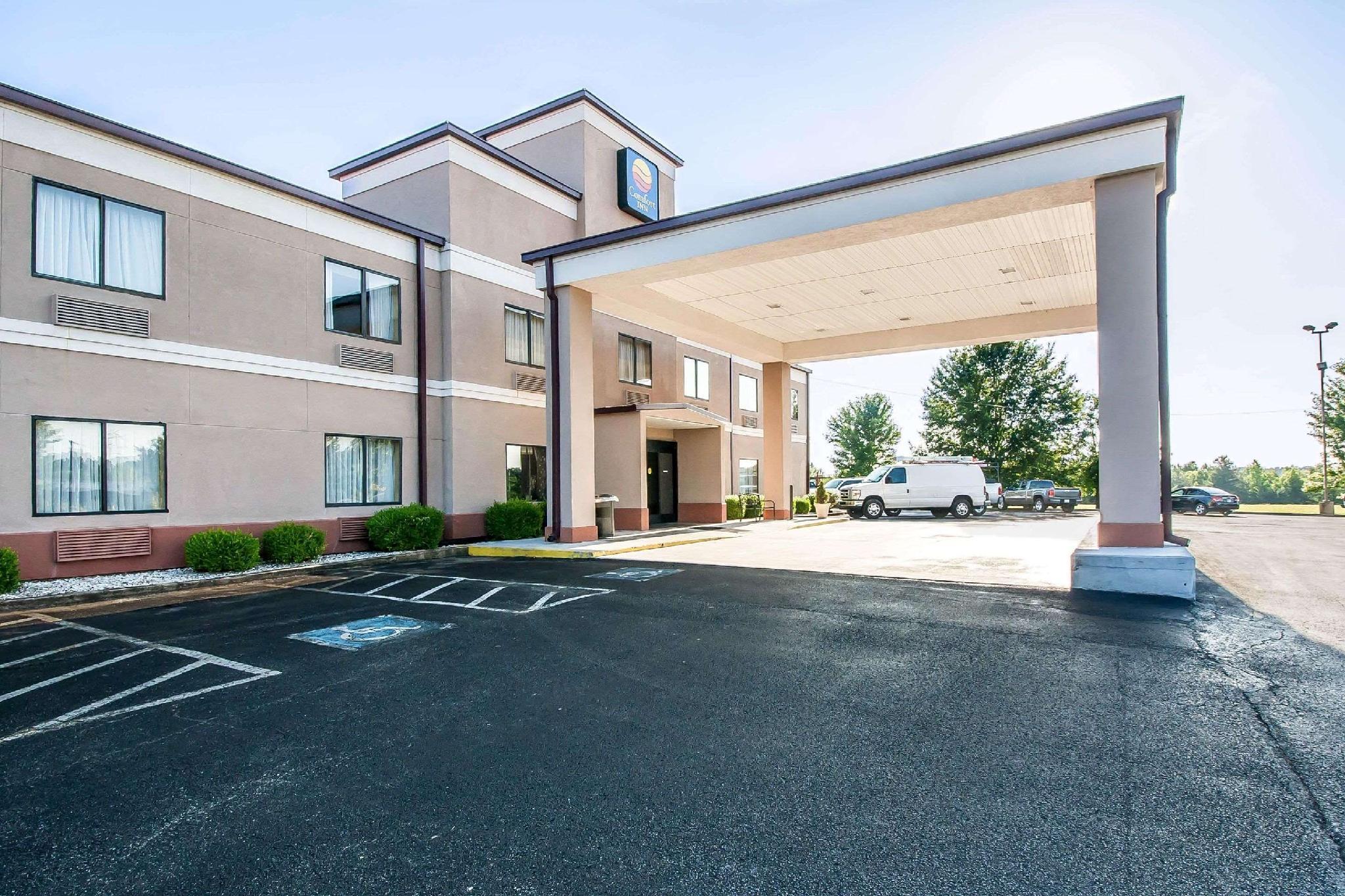 Comfort Inn Jackson I-40, Madison