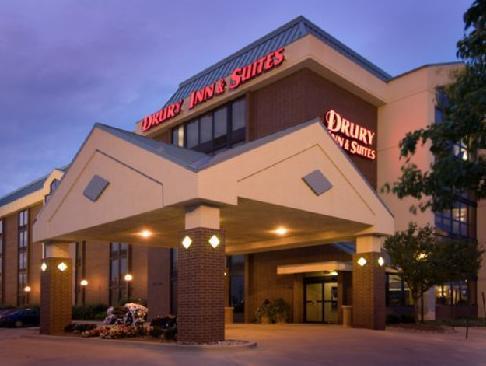 Drury Inn & Suites Champaign, Champaign