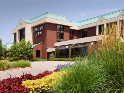 Drury Inn St. Louis Collinsville, Madison