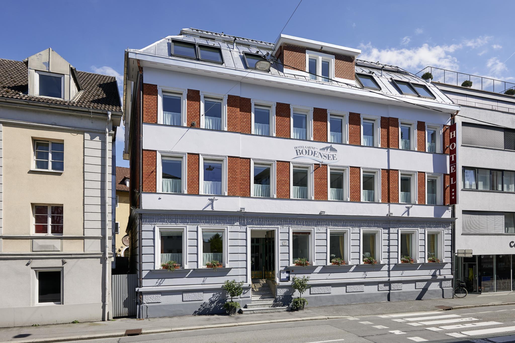 Hotel Bodensee, Bregenz