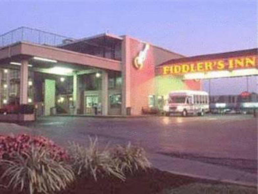 Fiddlers Inn Hotel In Nashville Tn