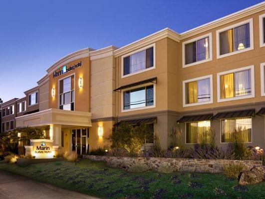 Marin Suites Hotel, Marin