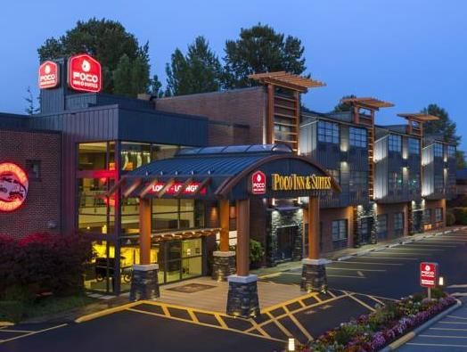 Poco Inn and Suites Hotel and Conference Center, Greater Vancouver