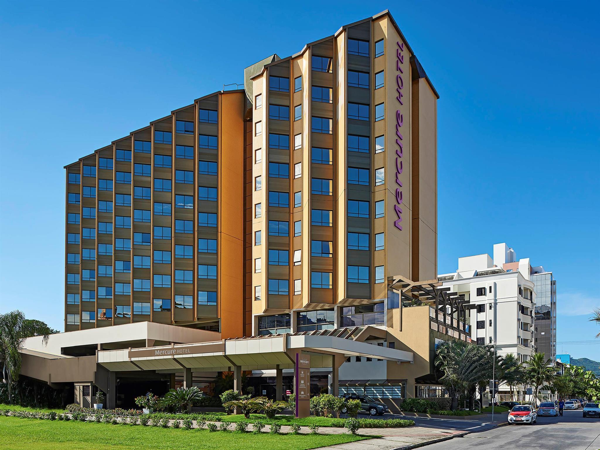 Mercure Florianopolis Convention Hotel, Florianopolis