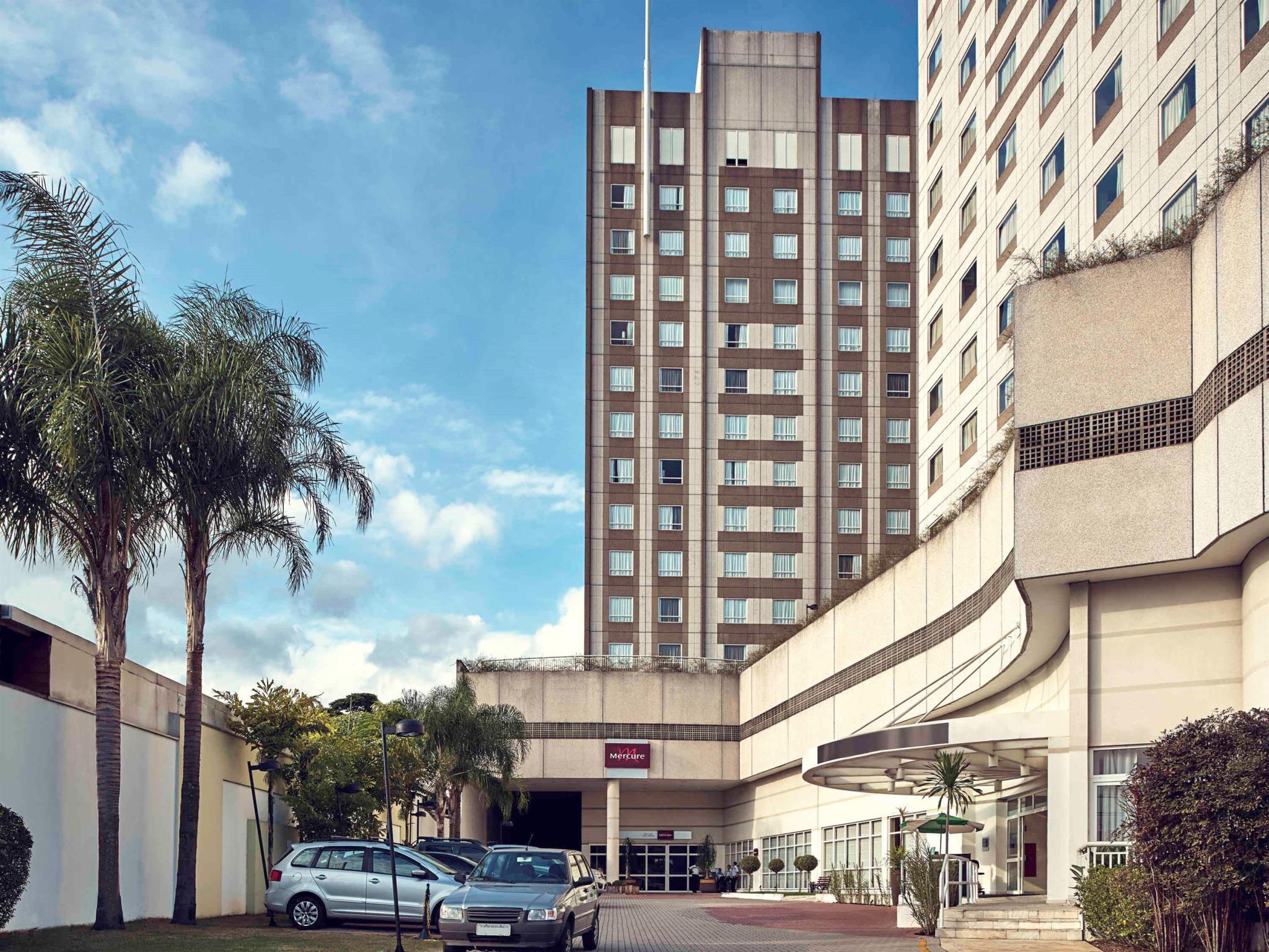 Mercure Sao Jose Dos Campos Hotel, São José dos Campos